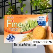 Bánh ăn kiêng yến mạch Fine 178g