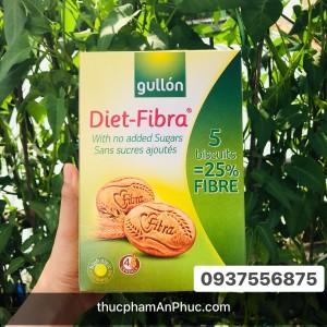 Bánh Gullon ăn kiêng nhiều chất xơ không đường 250g