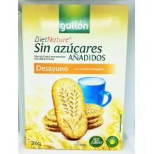 Bánh quy Gullon ăn kiêng không đường Breakfast 216g