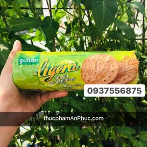 Bánh quy Gullon ligera không đường không muối 200g