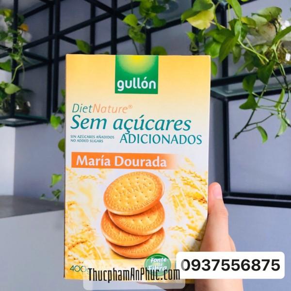 Bánh quy Gullon Maria Dorada ăn kiêng không đường 400g