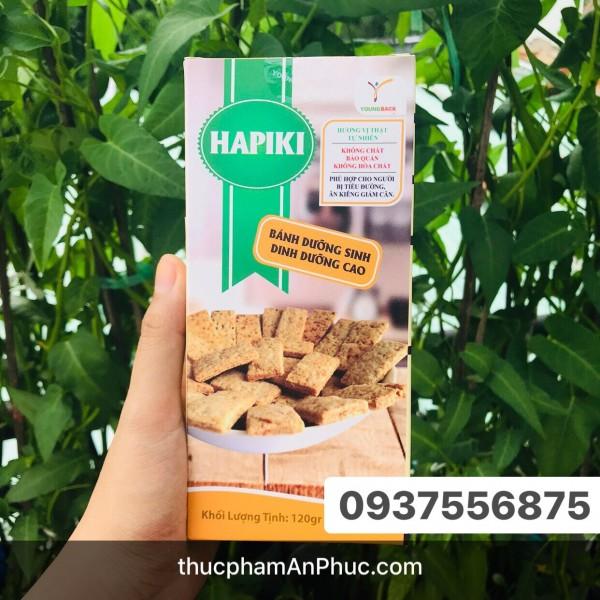 Bánh Hapiki hộp 120g