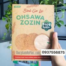 Bánh gạo lứt rong biển Ohsawa zozin