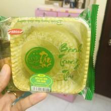 Bánh trung thu tiểu đường dẻo hạt sen trà xanh 180gr