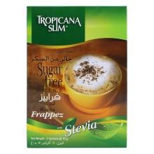 Cà phê ăn kiêng mocha chiết xuất cỏ ngọt Tropicana slim 8 gói x 15g