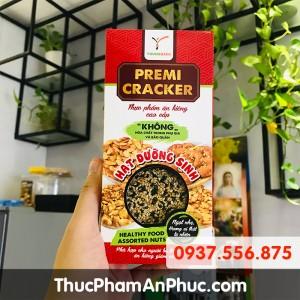 Kẹo hạt cao cấp Premi cracker hộp 120g