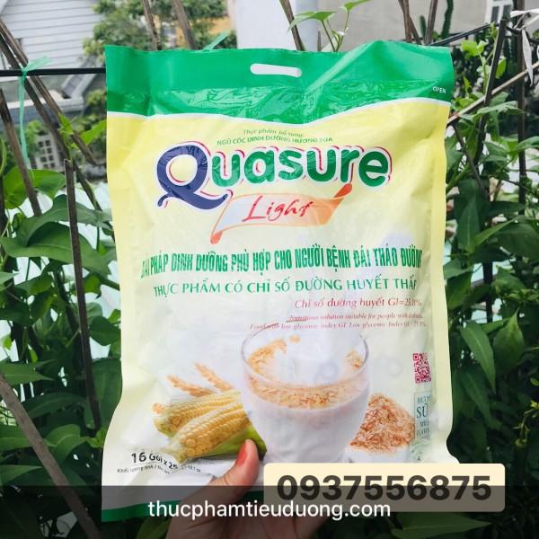 Bột ngũ cốc Quasure light túi 400g
