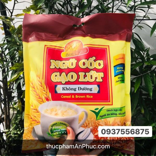 Ngũ cốc ăn kiêng gạo lứt Best choice 540gr 18 gói