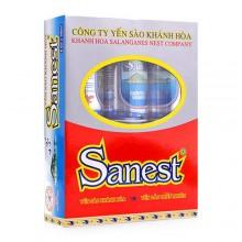 Nước yến Sanest hộp 6 lon 190ml ăn kiêng