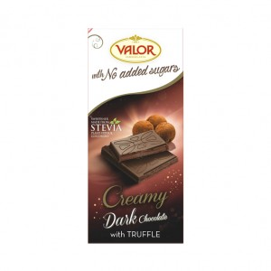 Socola Valor Creamy dark with Truffle