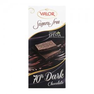 Socola Valor đắng 70% cacao